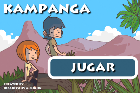 Screenshot L&#39;aventura de Kampanga en catal&#224;