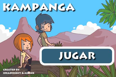 Screenshot L'aventura de Kampanga en català