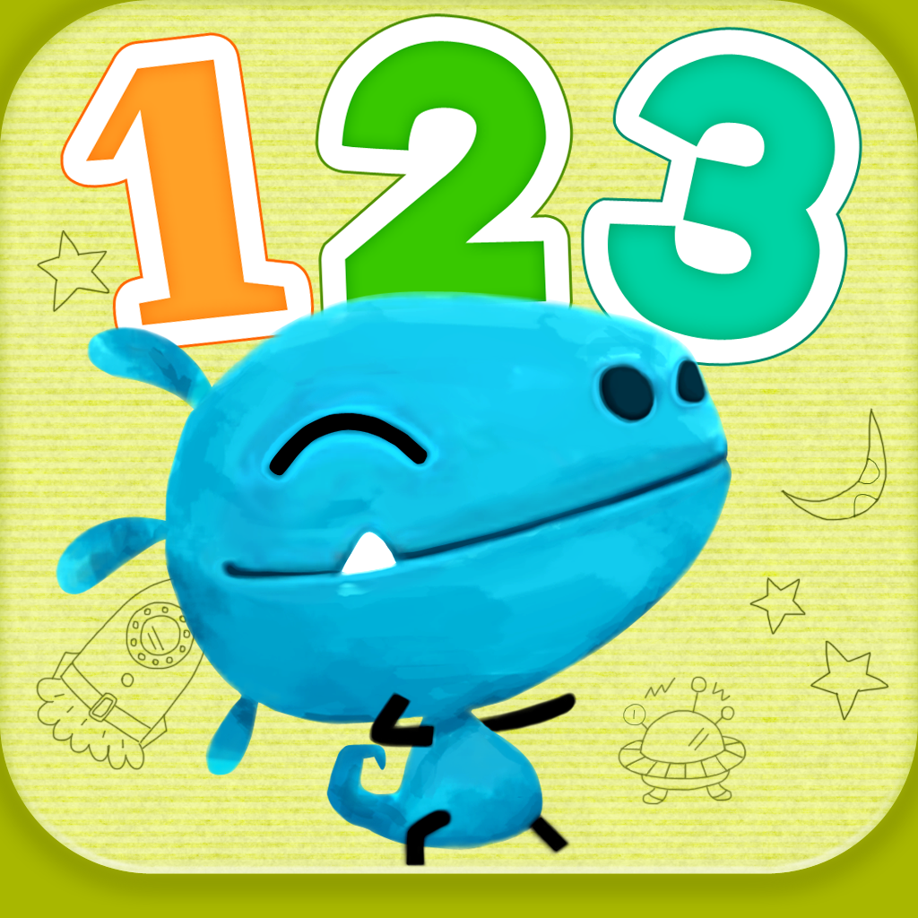 mzl.flgjfyqs Doodle Critter Math: Numbers By NCSOFT  Review and Win an iPad Mini